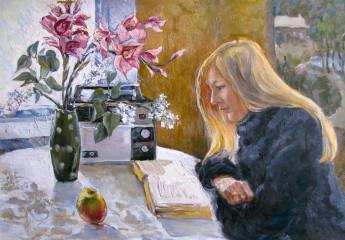 В. Тайдаков. Наташа. Старая книга.