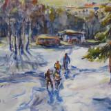 В. Тайдаков. Начало марта 2011