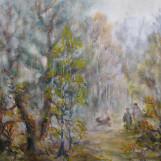 В. Тайдаков. Октябрьские туманы 2010